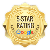 5 Star by Google Badge